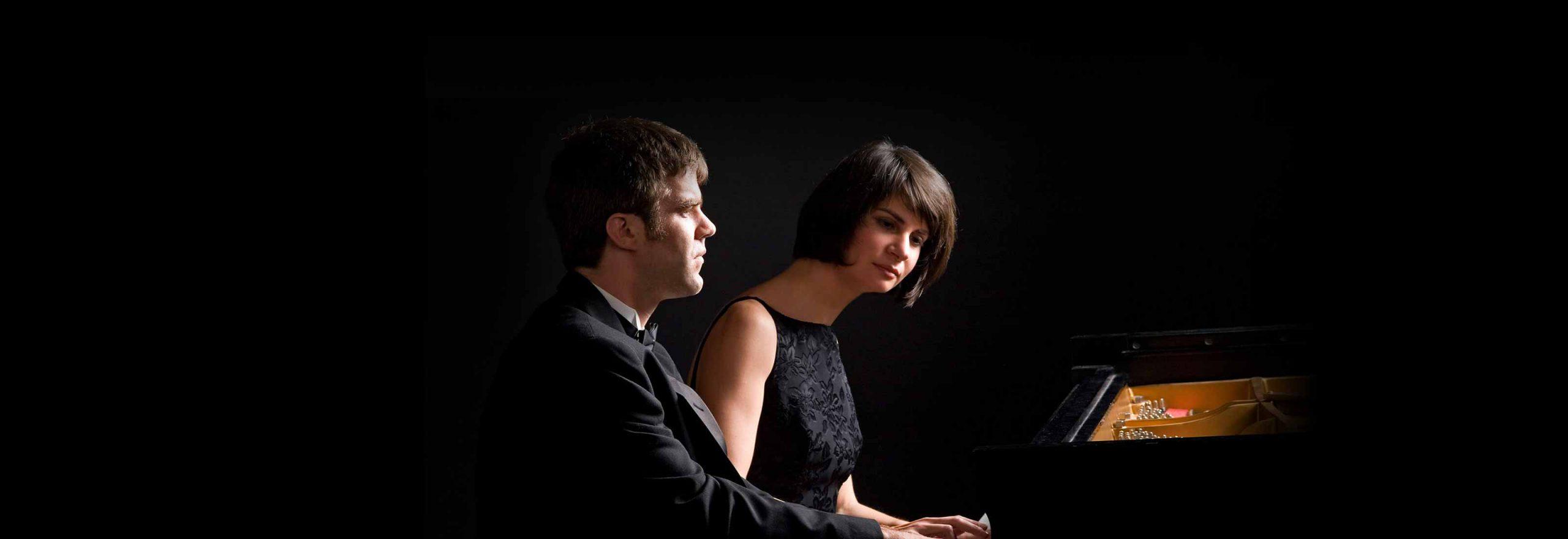 Lomazov/Rackers at piano