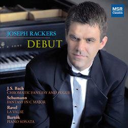 Joseph Rackers Debut CD